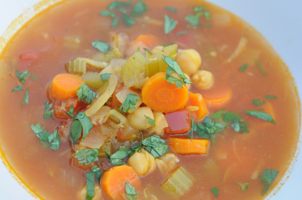 Packed with flavor, this soup is a new hit at our house!