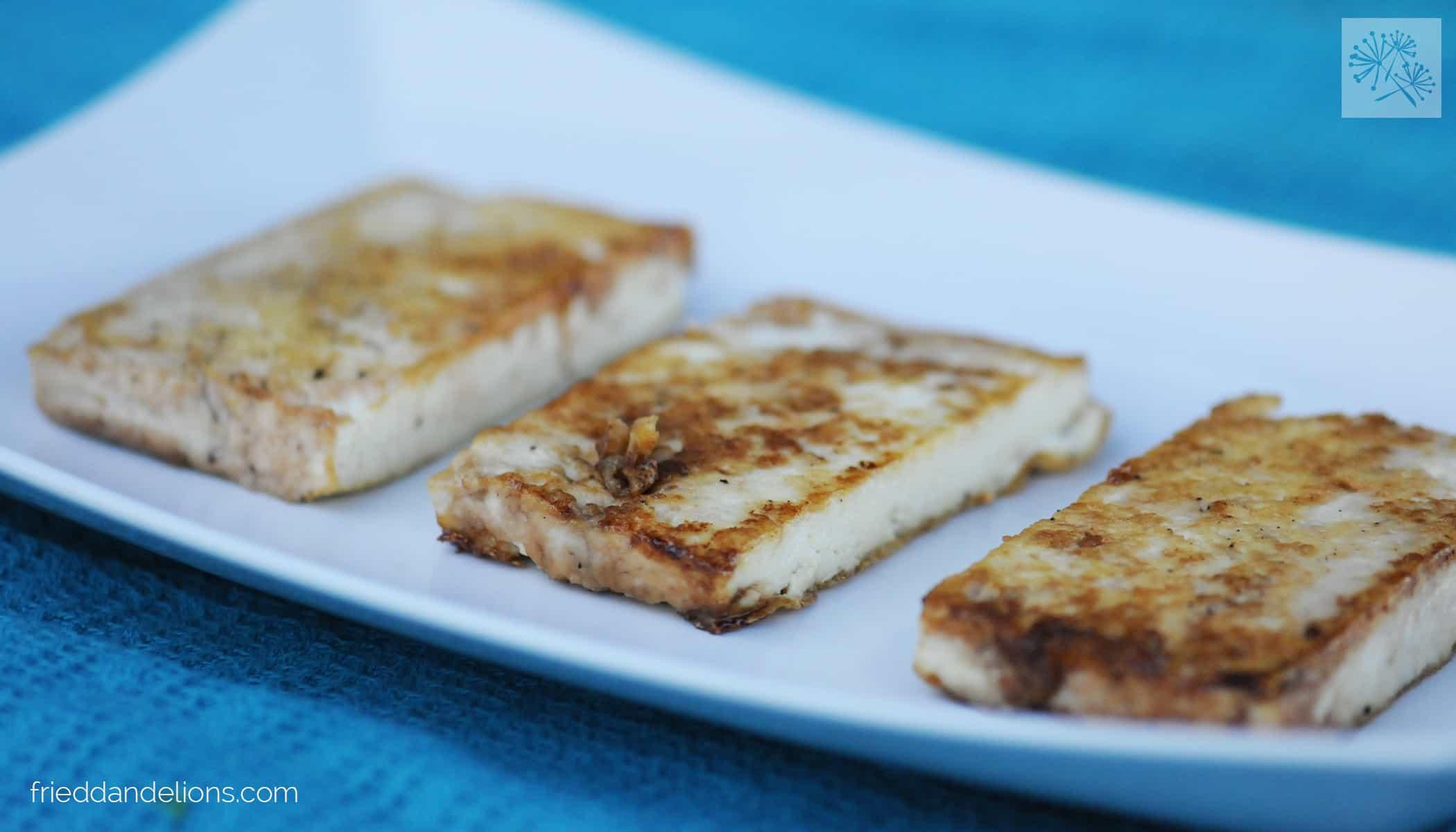 Maple-Glazed Tofu With Spaghetti Squash Recipe — Dishmaps