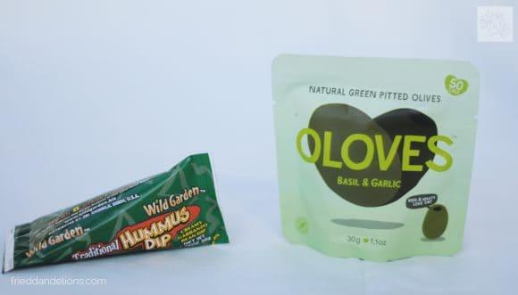 hummus-olives