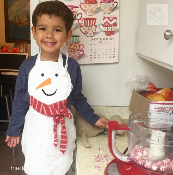 david-cooking
